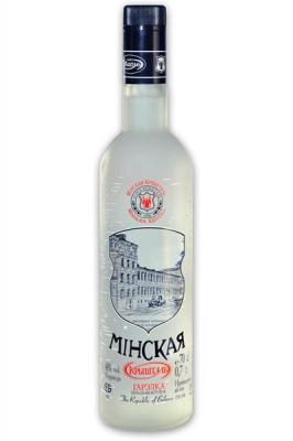 "Now we have a dealer of original Belarusian vodka ""Minskaya Kristall"" in the USA."